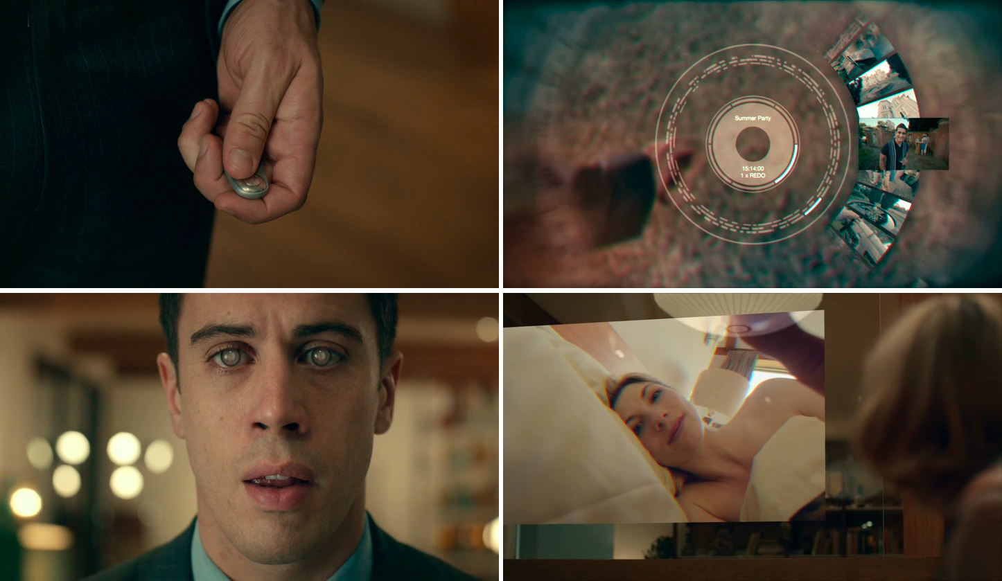 """""""Black Mirror"""", 1x03, """"The entire history of you"""" (2011)"""
