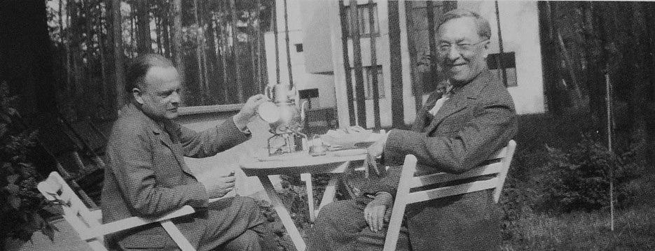Paul Klee y Wassily Kandinsky